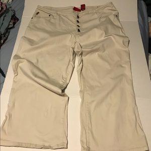 Pants - Zane-di Capri pants